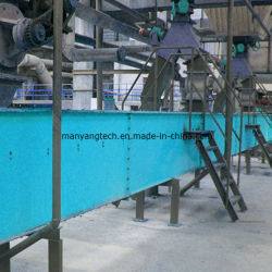 Fu Stahlkleber-Transport-Kettenförderanlagen-Puder mit bestem Preis