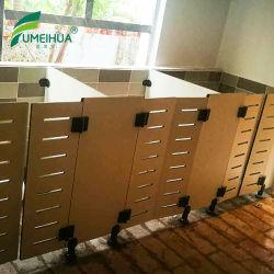 Bain compact de haute qualité de l'armoire de toilette stratifié compact HPL Kid Partition
