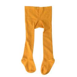 Il vestito molle rosso dal Pantyhose di Ribber del cotone giallo e bianco colpisce con forza le calze di Dancing