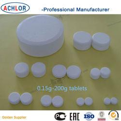 Het in het groot Poeder van de Chloor TCCA, de Tabletten van de Chloor, Chloor Korrelige/Korrels
