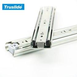 50kg de charge nominale de verrouillage et de lock-out Canal Diapositive Tiroir télescopique
