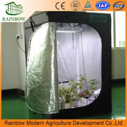 La stanza scura personalizzata del giardino dell'interno/coltiva la tenda per la crescita della pianta