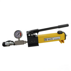 P392 エンジニアリングプラスチック単動油圧マニュアルポンプ