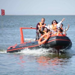 5.8M 19 футов ребра лодки надувные лодки