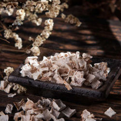 Taro déshydratés séchés organique/ séchés de bâtonnets de croustillant de Taro/ Taro snack croustillant à sec