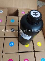 Vidro híbrido impressora plana de grande formato de tinta UV