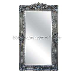 Maison Européenne de gros avec miroir à ossature de bois décoratifs