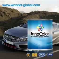الإستواء جيد 1K الألوان الفضية دهانات السيارات