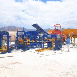 機械を作るコンクリートブロックを舗装するQt5-15セメントのフルオート油圧空