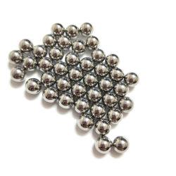 16.0mm de Ballen van het Roestvrij staal 0.629inch AISI304 voor het Ornament 16.707g van het Lichaam