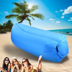 Экспорт поставщика для использования вне помещений надувной воздушный стул диван-кровать
