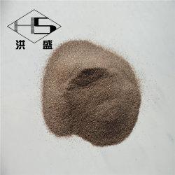 Qualidade de abrasivo de óxido de alumínio castanho Grit F14-220#