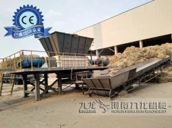 La Biomasa Disintegrator aplastamiento paja utilizado por ser el combustible
