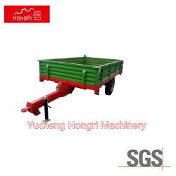 Quatre roues du tracteur agricole bétail/bovins/ATV/UTV Remorque utilitaire avec la CE