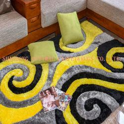 装飾の寝室および居間ポリエステルシャギーなカーペット