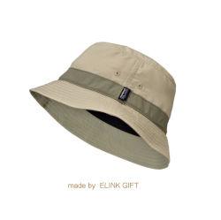 Logo personnalisé les capuchons de pêche et de chapeaux hommes personnalisés godet de coton de plein air Cap Hat