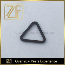 Mode boucle pour la bague de triangle nickel sac/sac d'accessoires de montage