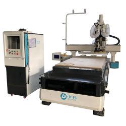 Carrusel de cambio de herramienta automática máquina de grabado de madera