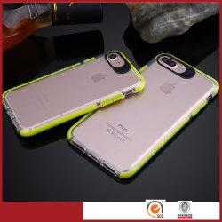 Cas robuste de haute qualité téléphone hybride TPU+PC Téléphone Mobile de cas