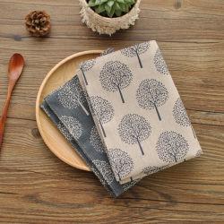 Conception personnalisée de serviettes de cuisine d'impression de transfert