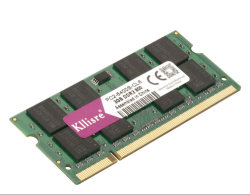 Kllisre 2GB DDR2 PC2 800MHz a 667 MHz y 533MHz 200pin SO-DIMM de memoria portátil portátil de memoria RAM