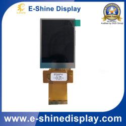 2.4 Zoll - hohe Helligkeit voll - Mikro-LCD Bildschirmanzeigebaugruppe Ansichtwinkel IPS-TFT LCD mit nicht Fingerspitzentablett