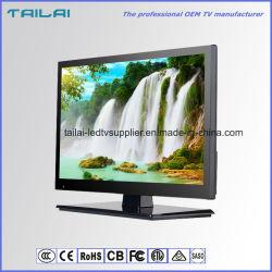 18.5дюйма H. 264 светодиодный телевизор Full HD с помощью DVB-T T2 с цифровым тюнером