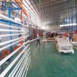 Perfil de aluminio automático de la línea de revestimiento en polvo de recubrimiento en polvo y el equipo de producción
