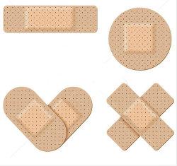 ISO ткань рана клей эластичные ленты штукатурки помощи