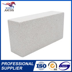 prix d'usine JM23 JM26 JM28 feu de briques isolantes Mullite Brique isolante