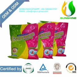 中国の工場は直接低価格の高品質の粉石鹸の洗濯洗剤を供給する