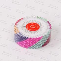Pin decorativo della testa della perla di Pin dei 38 sarti da donna di millimetro di lunghezza