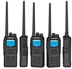 100% оригинал Baofeng Двухдиапазонный Dmr радио Tier 2 Dmr рации DM1701 цифрового радио