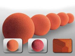 De Toebehoren die van concrete Pompen de Ballen van de Spons voor het Schoonmaken van Pijpen schoonmaken