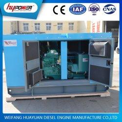 Stand-By 30kw Geluidsarme Cummins Diesel/Watergekoeld/Vermogen/Elektrisch/Stil/Geluidsdicht/Industriële Generator Met Een Goede Prijs