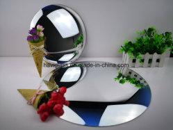 Revisión de coche espejo convexo del espejo retrovisor precio de fábrica de examen de Moto