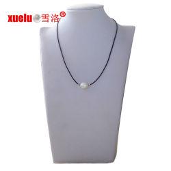 Mode Collier de perles en cuir à bon marché de gros de bijoux