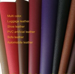 Cuoio genuino del PVC del cuoio sintetico del PVC del cuoio della valigia dello zaino degli uomini e delle donne di modo del cuoio del sacchetto Z016 del fornitore di certificazione dell'oro dello SGS