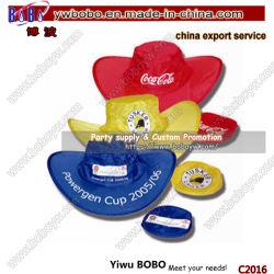 Logotipo personalizado Hat Deportes promocionales de Nylon plegable emergente Cap Hat Hat sombreros (C2016)