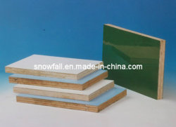 FRP met Plywood Sandwich Insulation Board