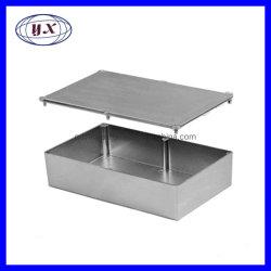 Alta precisión de aluminio moldeado a presión personalizada carcasa impermeable IP67 caja de proteger la vivienda para la electrónica