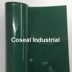 Vert foncé Bande de tissu rideau en plastique de soudage