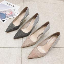 Les femmes d'usine Mesdames High Heels partie mariage chaussures de la pompe