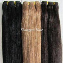 Естественного расширения волос Реми человеческого волоса Weft