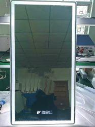 مرآة الوقوف مضاءة LED مرآة اللباس مرآة الطول الكامل