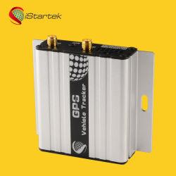 Gestão de Frota portátil gratuito Elevadores Jammer GSM Itk103b Rastreador GPRS SMS GPS Manual do Sistema de rastreamento do veículo
