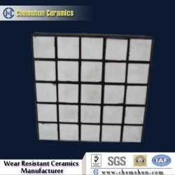 穀物シュート(サイズのための耐久力のあるゴム製陶磁器はさみ金: 300*300、500*500mm)