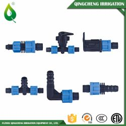Agricultura Micro automático Irriagtion Fitting LDPE Pipe