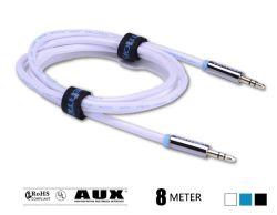 Стерео аудиокабель 3,5 мм Car вспомогательный кабель Aux для Apple iPhone