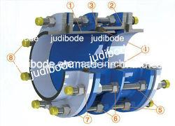 共同EPDMのガスケットのGlavanizedの鋼鉄タイ棒を分解する延性がある鉄